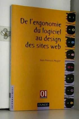 De l'ergonomie du logiciel...