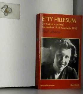 Etty Hillesum : Un...