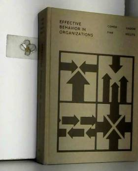 Effective behavior in...