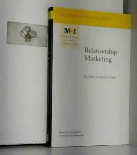 Relationship Marketing...