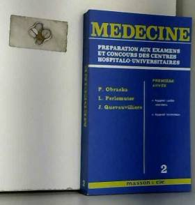 Médecine Préparation aux...
