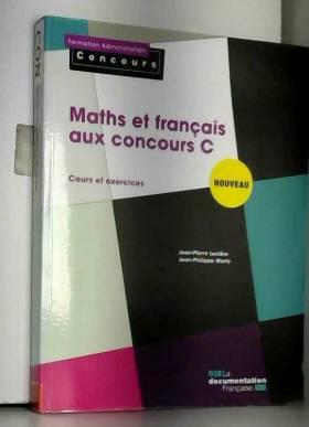 Maths et français aux...