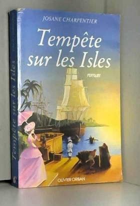 Charpentier - Josane Charpentier - Tempête Sur Les Isles
