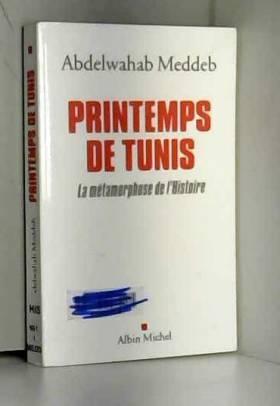 Meddeb - Printemps de Tunis