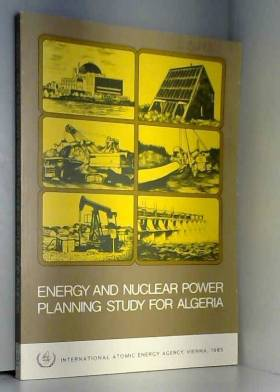 IAEA - Energy and Nuclear Power Planning Study for Algeria/Isp658