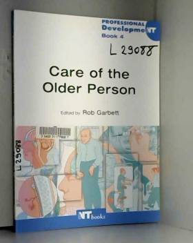 Rob Garbett - Pdnt Volume 4: Care of Older Adults