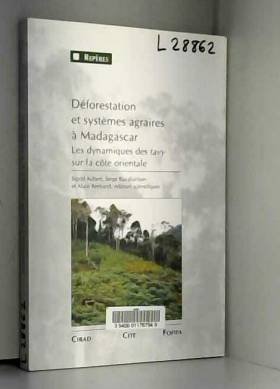 Déforestation et systèmes...