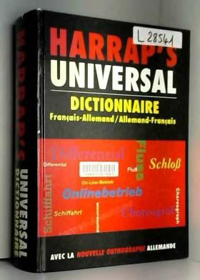 Harrap's Universal :...