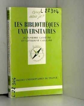 LES BIBLIOTHEQUES...