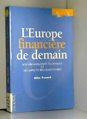 Europe Financiere de Demain