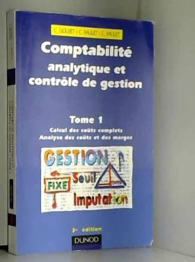 COMPTABILITE ANALYTIQUE ET...
