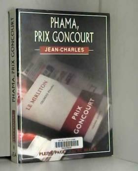 Phama, prix Goncourt