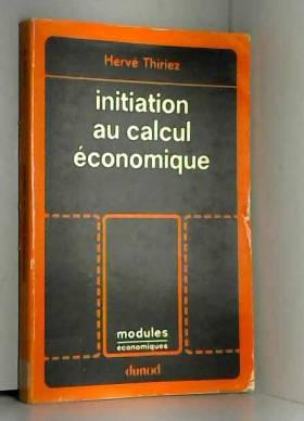 Initiation au calcul...