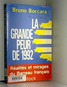 Boccara - Grande peur de 1990