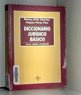 ORTIZ et PEREZ - Diccionario jurídico básico / Basic Legal Dictionary