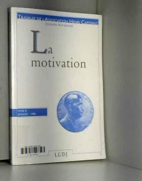 Capitant - Motivation