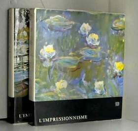 Jean Leymarie - L'impressionnisme, 2 tomes