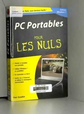 Doug Lowe - PC portables ed Windows 7 Poche pour les Nuls