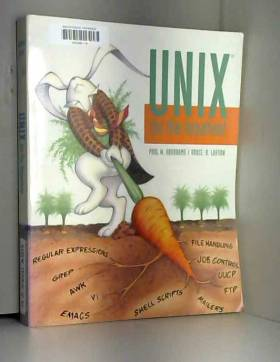 Paul W. Abrahams et Bruce R. Larson - Unix for the Impatient