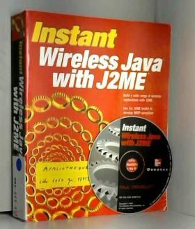 Paul Tremblett - Instant Wireless Java With J2Me