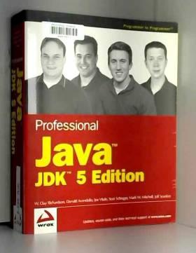 W. Clay Richardson, Donald Avondolio, Joe... - Professional JavaTM