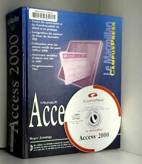 Roger Jennings - Access 2000 (avec CD-ROM)