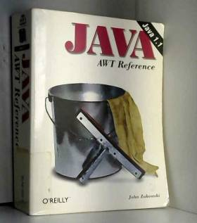 Java Awt Reference
