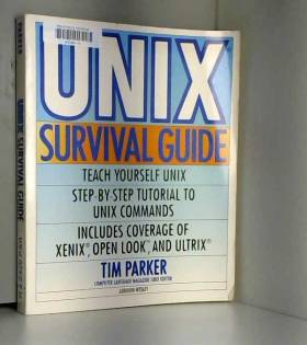 Tim Parker - Unix Survival Guide