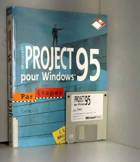 Microsoft - Microsoft Project 95 pour Windows