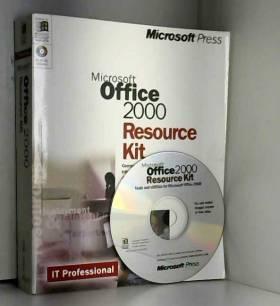 Anonyme - MICROSOFT OFFICE 2000 RESOURCE KIT