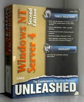 Jason Garms - Windows NT Server 4 Unleashed, Second Edition