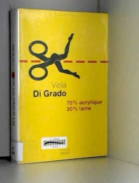 Viola Di Grado - 70% acrylique 30% laine