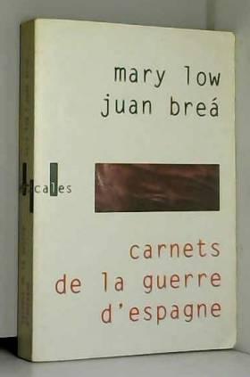 Carnets de la guerre d'Espagne
