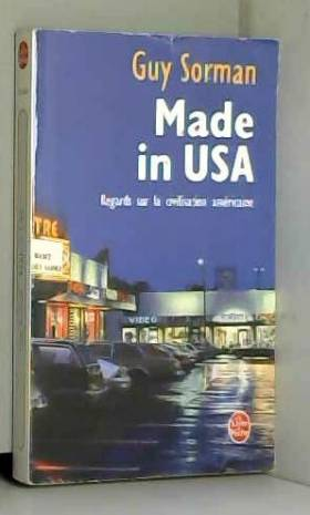 Made in USA : Regards sur...