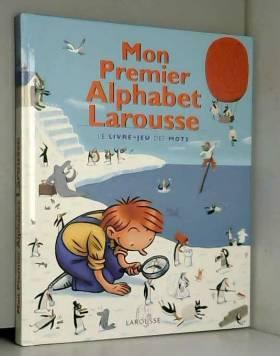 Mon premier alphabet Larousse