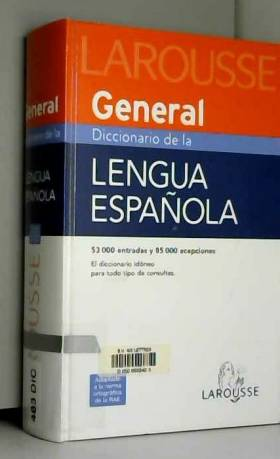 Diccionnario general de la...