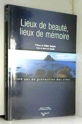 Lieux de beauté, lieux de...