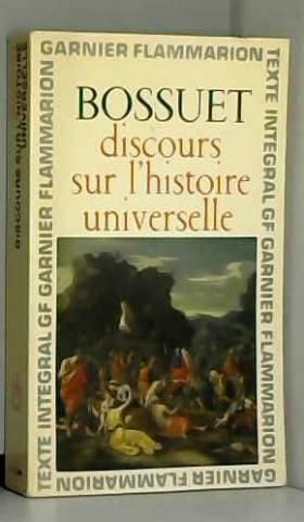 Jacques-Bénigne Bossuet....