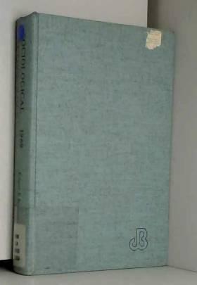 E.F. Borgatta - Sociological Methodology 1969