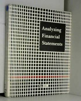 - - Analyzing financial statements