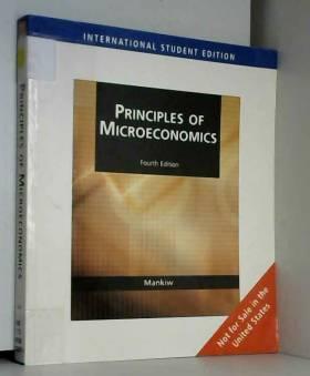 N. Gregory Mankiw - Principles of Microeconomics