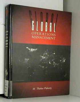 Global Operations Management (McGraw-Hill Series in Management)