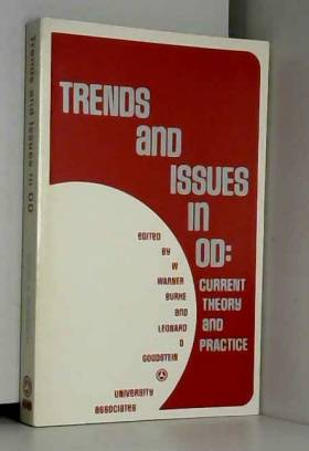 Various - Trends and issues in OD: Current theory and practice