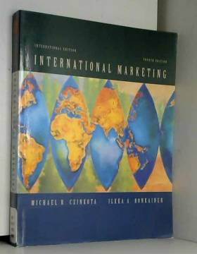 Michael R. Czinkota - International Marketing