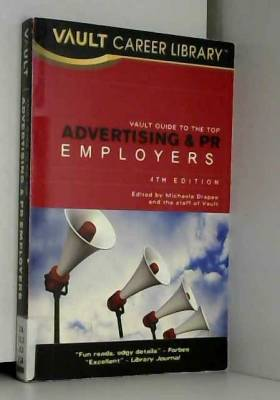 Michaela Drapes - Vault Guide to the Top Advertising & PR Employers 2009