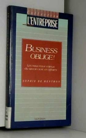 De Menton - Business oblige !