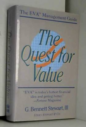 III g. bennett stewart - The Quest for Value (A Guide for Senior Managers) 1999