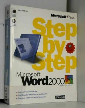 Catapult Inc. - Microsoft® Word 2000 Step by Step