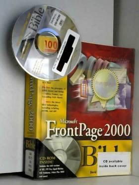 David Elderbrock et David Karlins - Microsoft FrontPage 2000 Bible