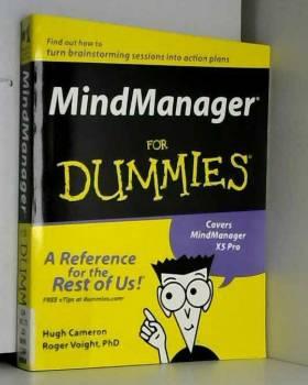Hugh Cameron - MindManager For Dummies